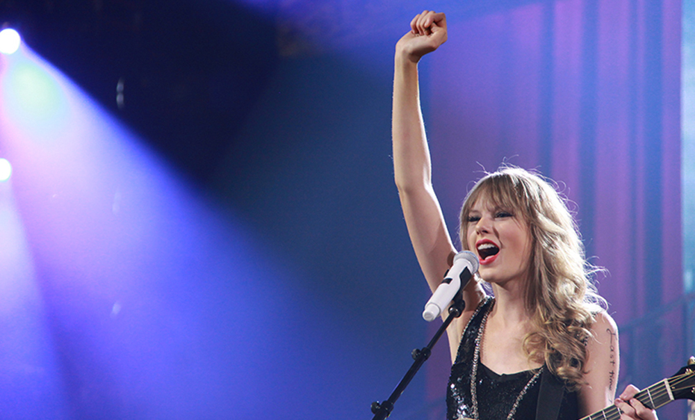 Three Valuable Buisness Learned From Taylor Swift